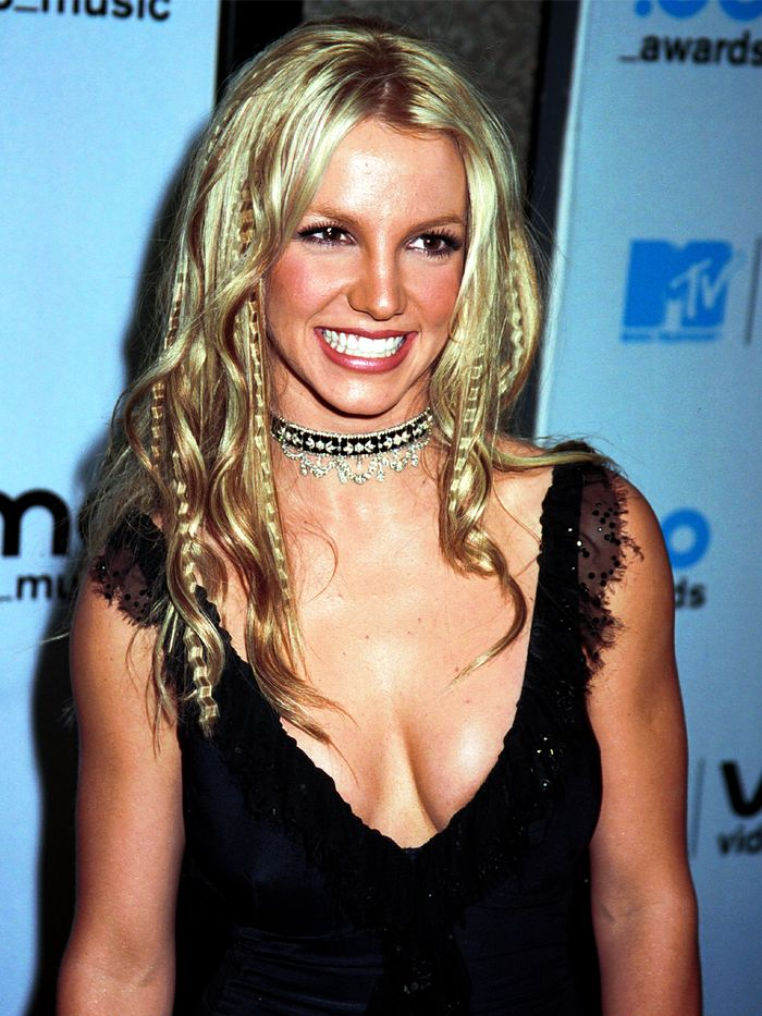 2000s Hairstyles: Britney Spears