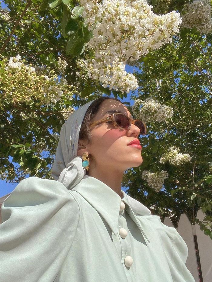 Best floral perfumes: @sallyomo