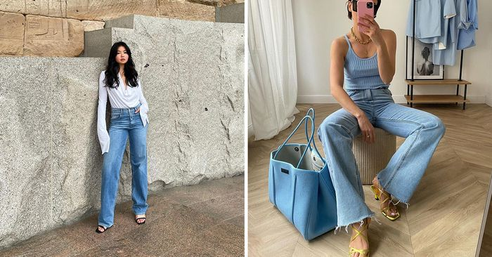 Which Shoe Styles Work With Flared Jeans? These 4 Always Look Good