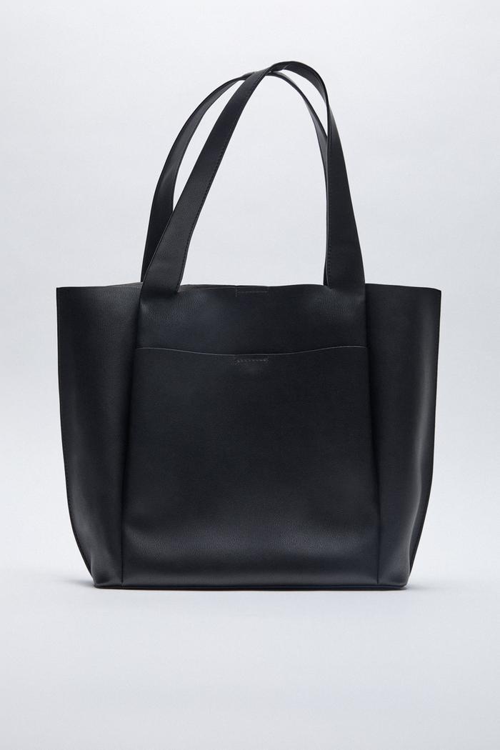 Zara Minimal Shopper