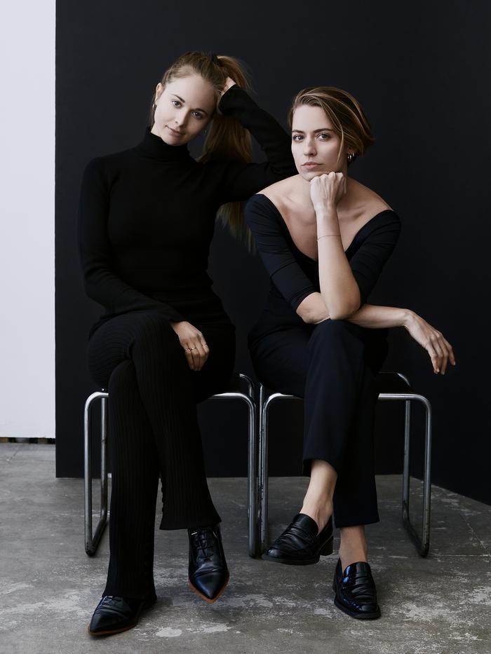 Chloe Kernaghan and Krissy Jones Headshot