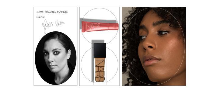 Spring Makeup Trends 2021: Glass Skin, Rachel Hardie