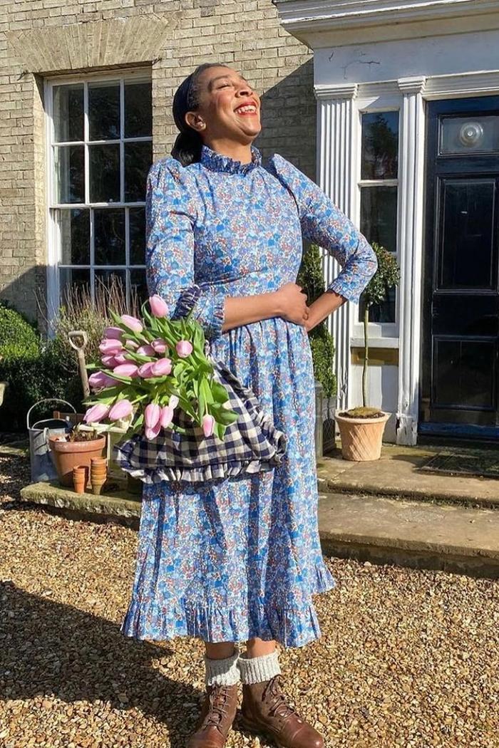 Editor dress brands 2021: O Pioneers