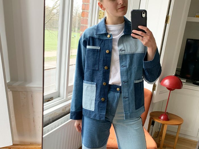 If You Love Denim, You Need to See This Perfect Co-Ord From Whistles