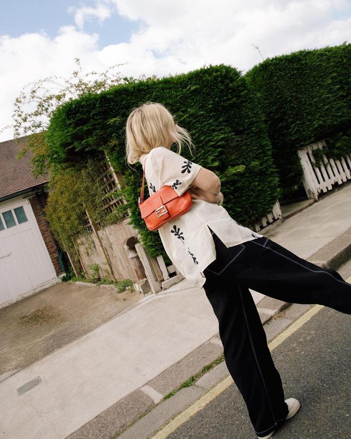 Influencer fashion buys: Matteau shirt
