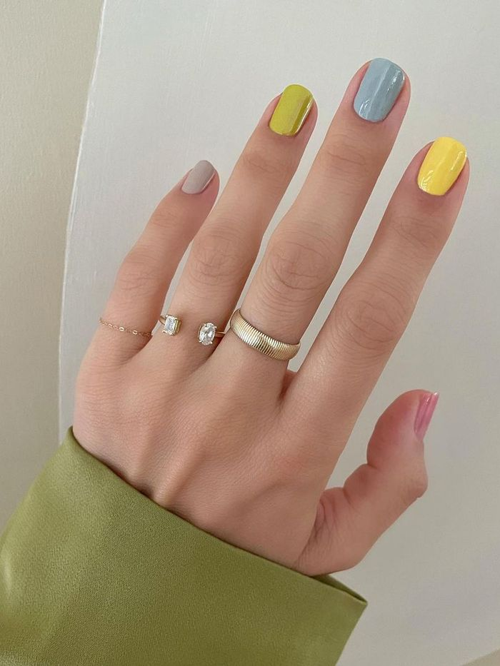 16 Best Yellow Nail Polishes for Your Next Manicure