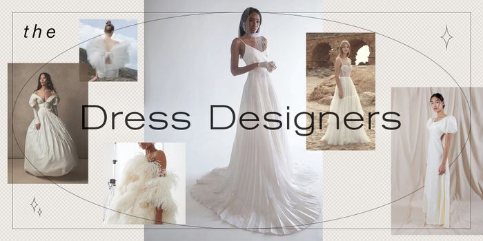 2021 wedding dress designers