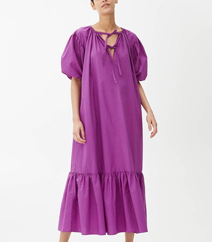 Arket Tiered Cotton Dress