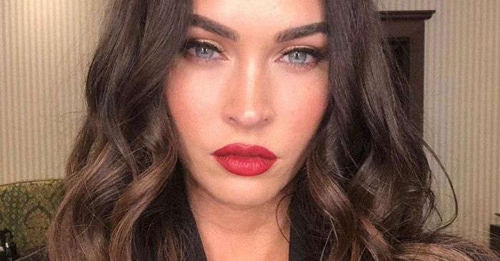 My Jaw Dropped When I Saw Megan Fox's Red Lip—These Are the Exact Products