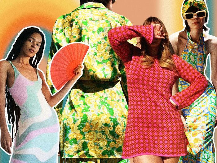 Retro summer trends