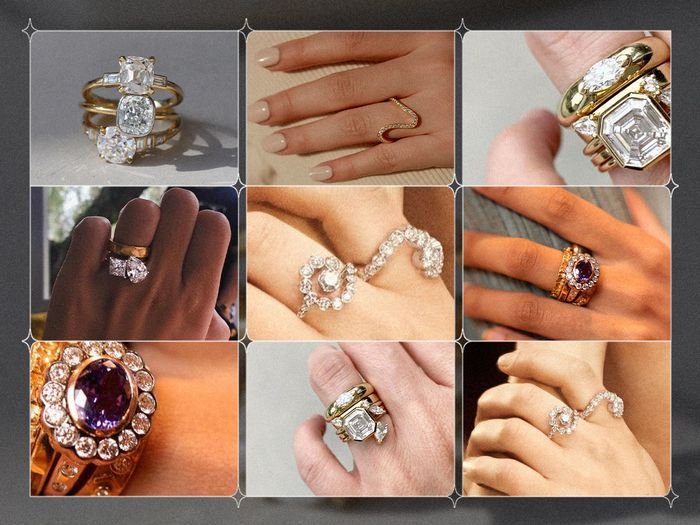 These Are the Biggest New Engagement Ring Trends, Period