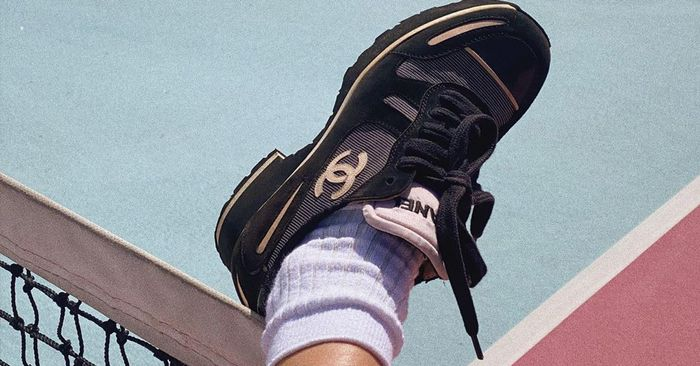 I'm No Sneakerhead, But These Chanel Sneakers Convinced Me