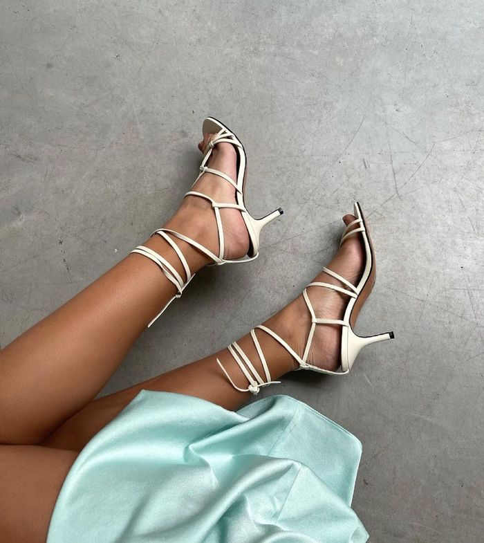 Affordable Summer Accessories: Strappy Sandals