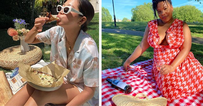 From Picnics to Rooftop Drinks, A+ Outfit Ideas for Socialising In 2021