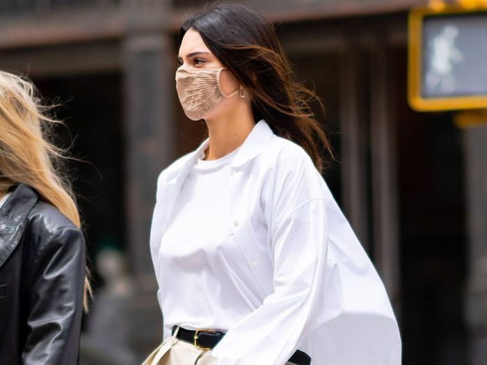Kendall Jenner's New York Trip Just Solidified This as the #1 Pant Trend