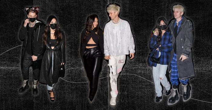 Suddenly, It's All About Megan Fox and MGK's Couple Style—I'm Not Mad About It