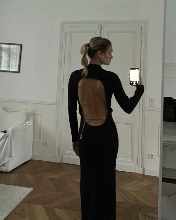 Summer dress trends 2021: open-back dresses