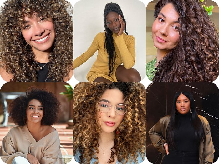 Curly hair routine tips from beauty founders, beauty influencers, and hairstylists