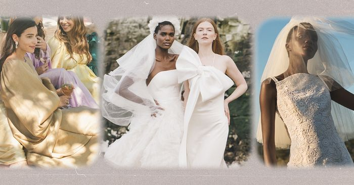 From Ruffles to Rental, These Are the Bridal Trends That Matter in 2021