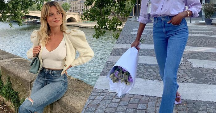 8 Non-Dated Skinny-Jean Outfits That Are Making Me Rethink Everything