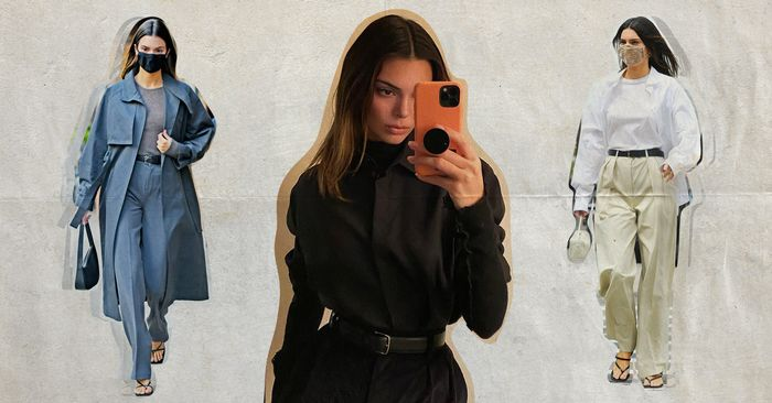 Kendall Jenner in The Row Is A Mood–Here's How I'm Recreating It For Less
