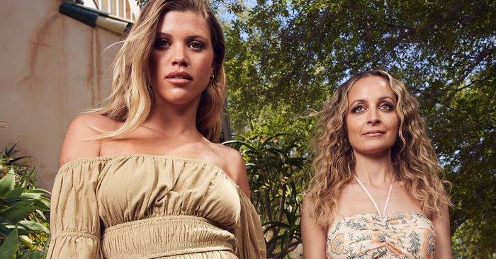Nicole and Sofia Richie Designed the Chicest Summer Clothes for Revolve