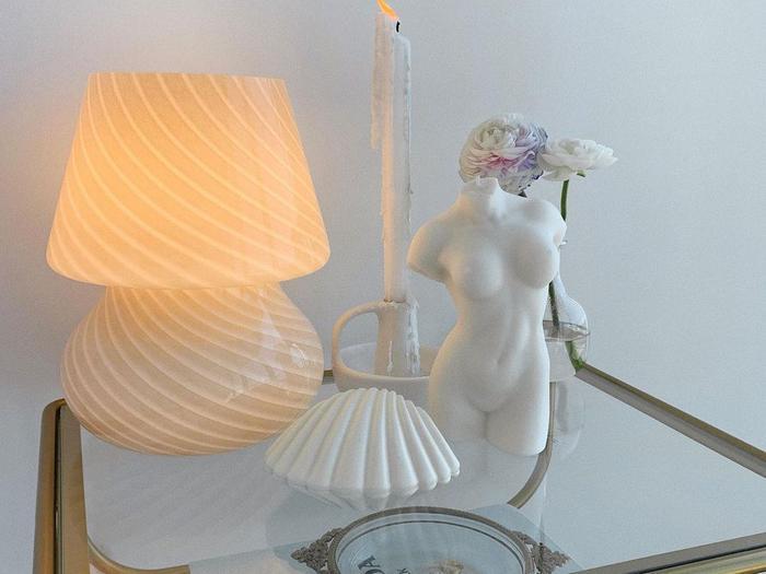 female form home decor - boob and butt designs