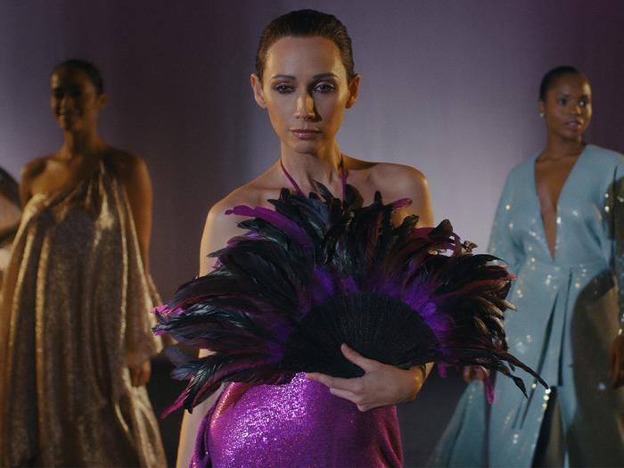 Rebecca Dayan Embodies '70s Model Muse Elsa Peretti in Netflix's Halston