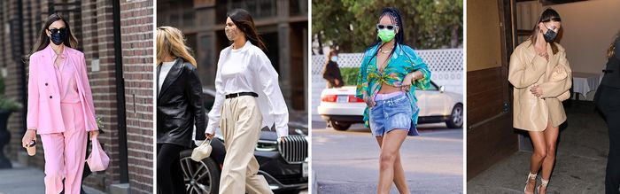 All the 2021 Celebrity Outfits That Have People Talking (Ourselves Included)
