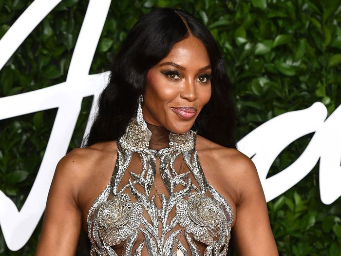 Naomi Campbell Just Welcomed Her First Baby—See Her Heartfelt Announcement