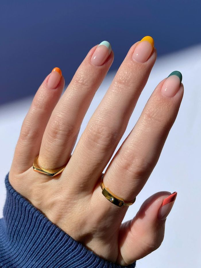 These Will Be the 9 Biggest Summer Nail Trends of 2021