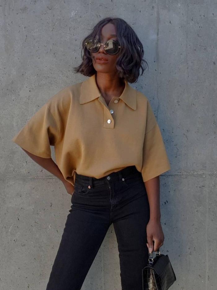H&M minimalist summer fashion