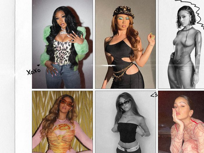 Hot girl summer style, summer fashion trends that are hot, celebrities wearing fashion trends