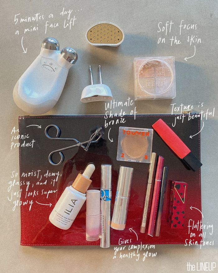 Nam Vo's go-to beauty products