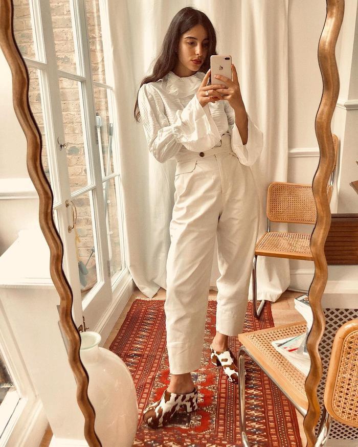 best loose white blouses for summer