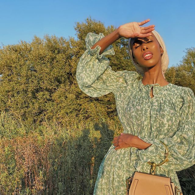 Affordable Summer Dresses: @basma_k