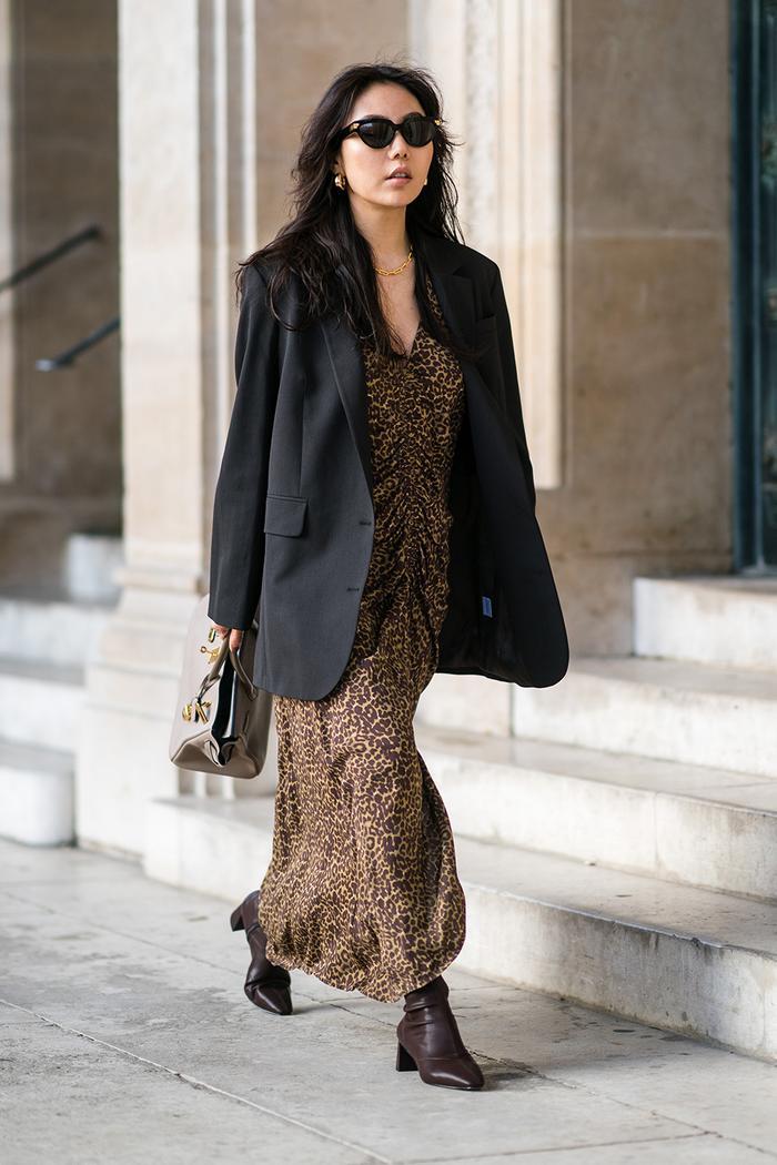 Best leopard print summer dresses