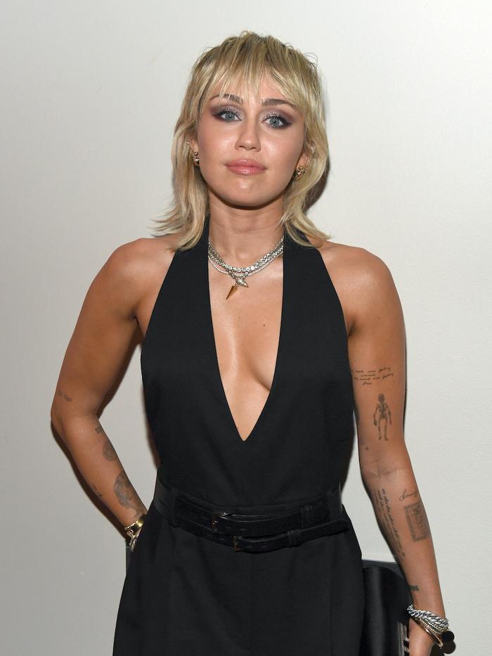 Mullet Haircut: Miley Cyrus