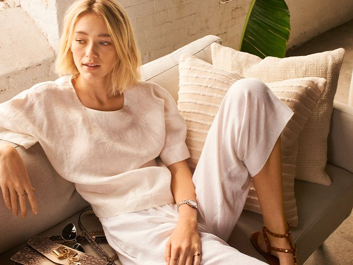 I'm an Expert at Easy, Elevated Style, and I'm Obsessed With This Collection