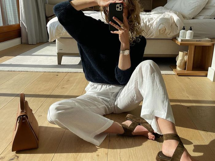 Pretty summer shoes