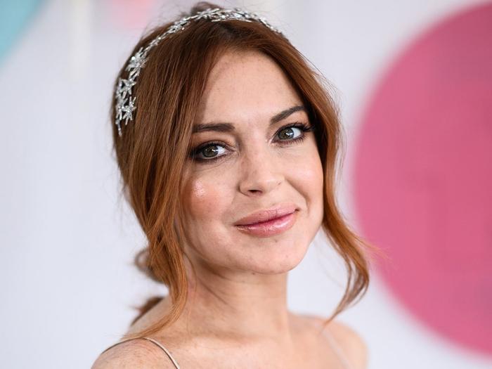 Lindsay Lohan has a new Netflix show