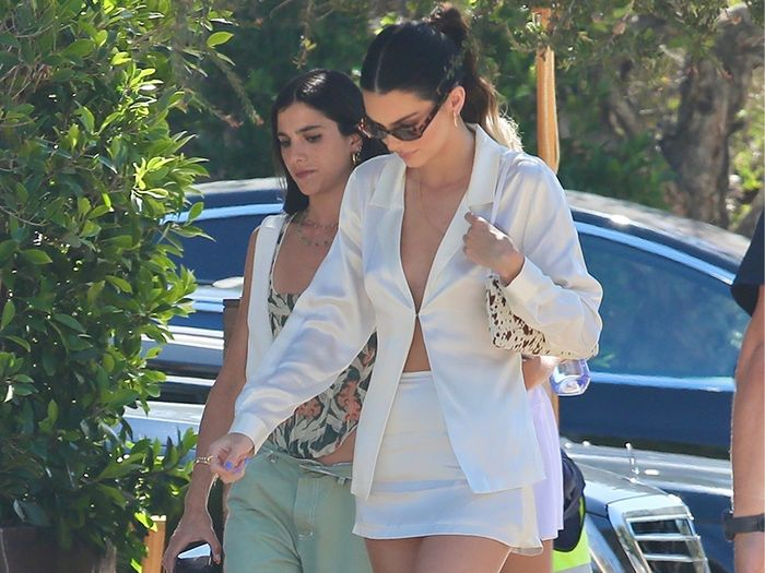 Kendall Jenner Just Changed Up Her Style, and I'm Very Here for It