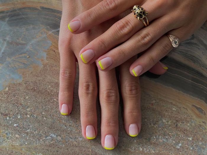 This Is Already the Coolest Nail Trend of 2021