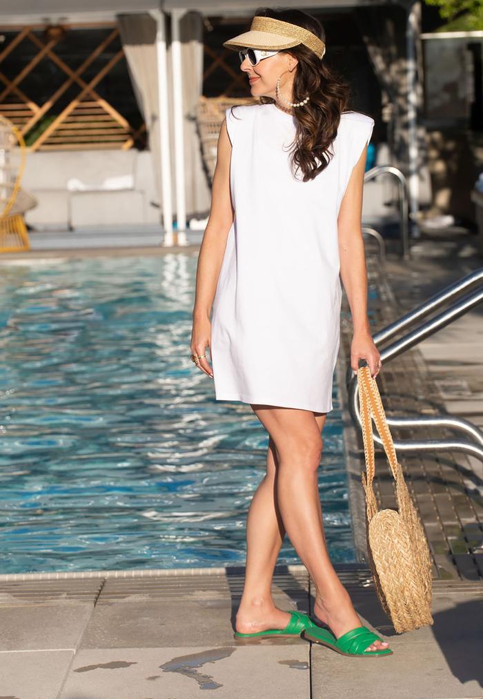 The best white dresses