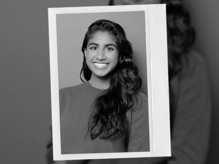 Actress, Producer, and Brilliant Podcaster Monica Padman on Embracing Change