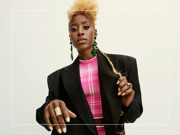 Kirby Howell-Baptiste Is a Fashion Fanatic Who Loves an Extremely Dramatic Look
