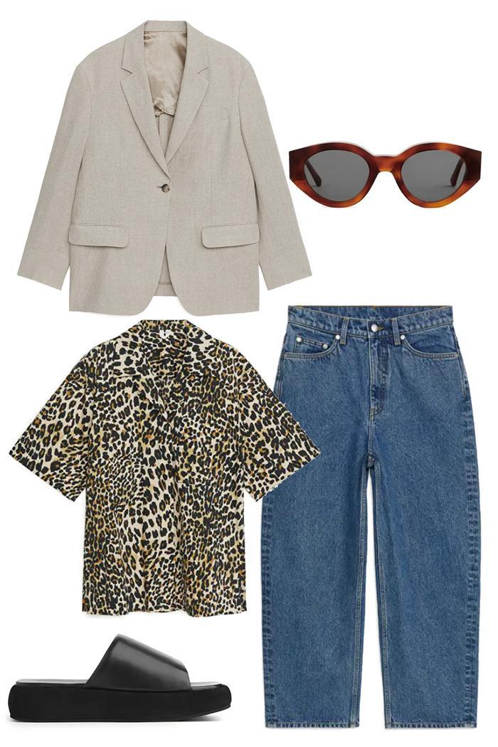 Arket summer outfit ideas