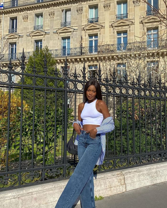 The best French girl outfits