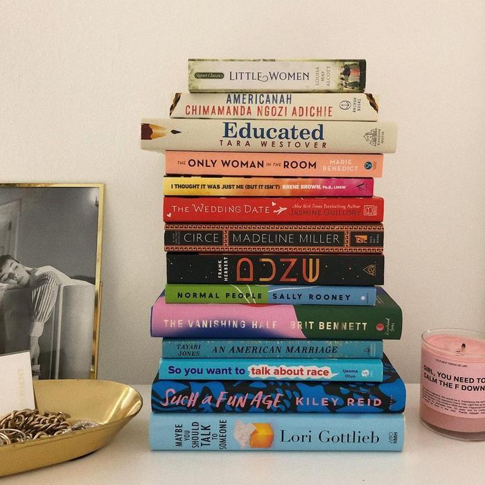 Best books from Tik Tok