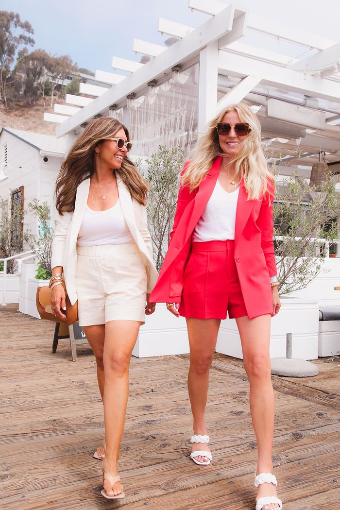 Versatile summer trends: modern suiting